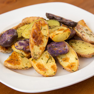 Roasted Fingerling Potatoes with Rosemary Recipe