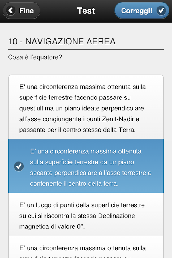 Quiz VDS- screenshot