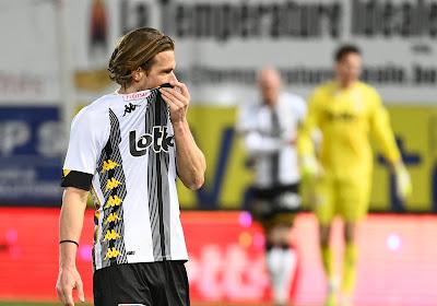 Frustration maximale pour le Sporting de Charleroi