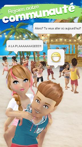 Club Cooee - Avatar 3D, Chat & Fêtes! astuce APK MOD capture d'écran 1