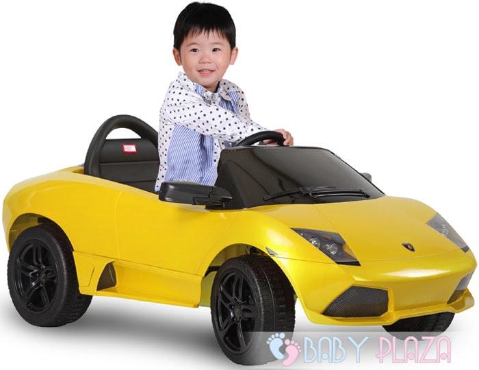 Siêu xe oto điện Lamborghini 81300 (LP-640-4)