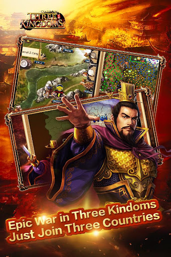 Clash of Three Kingdoms 9.8.2 screenshots 4