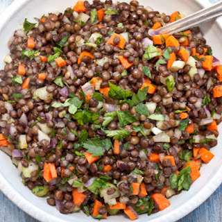 Cumin-Scented French Lentil Salad.