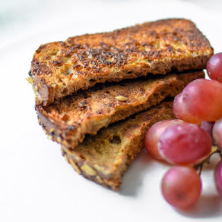 Healthy French Toast Sticks.