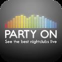 PartyOn icon