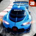 Crazy Racer 3D - Endless Race icon