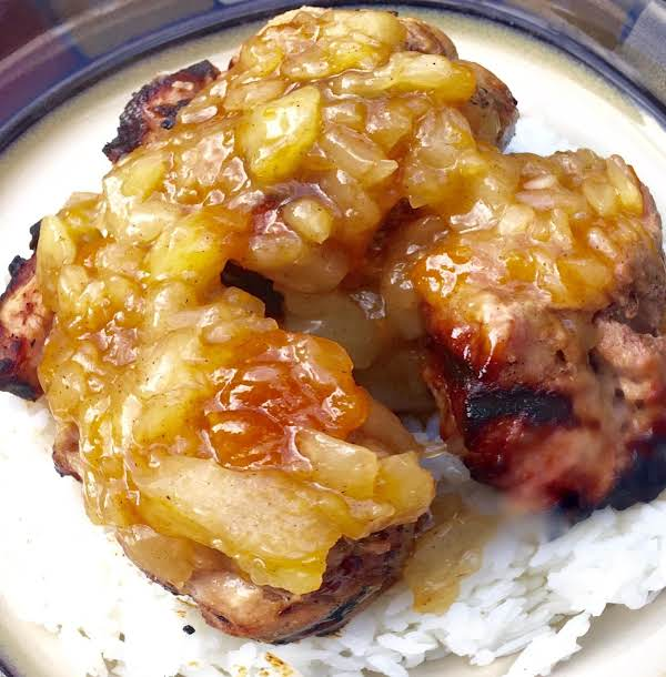 Nor's Grilled Asian Pineapple Pork Loin