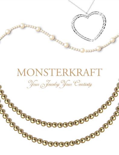 Jewelry Making & Beading Tutorials by Monsterkraft com