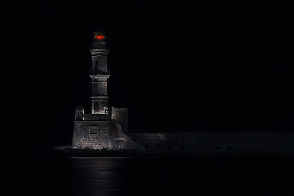 Nella notte più buia di Cho
