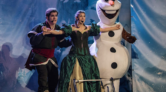 El Origen del Hielo, un tributo a Frozen llega al Teatro Cervantes