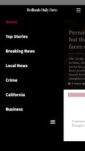 Redlands Daily Facts- screenshot thumbnail