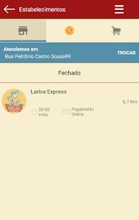 Larica Express - náhled