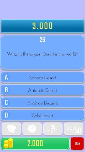 Million Quiz screenshot 3
