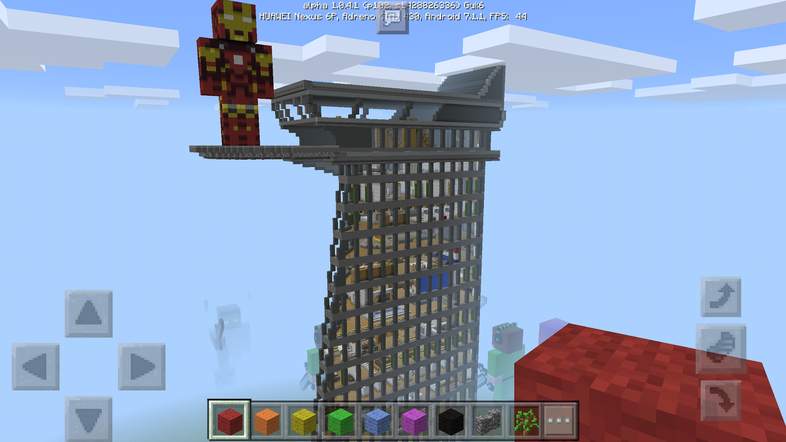 Buildings for minecraft android apps on google play for House structures pictures
