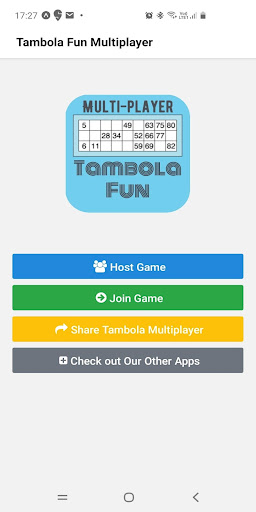 Tambola Multiplayer - Play with Family & Friends 1.5.0 screenshots 5