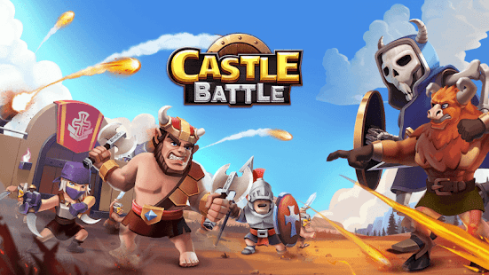 Castle Battle - náhled