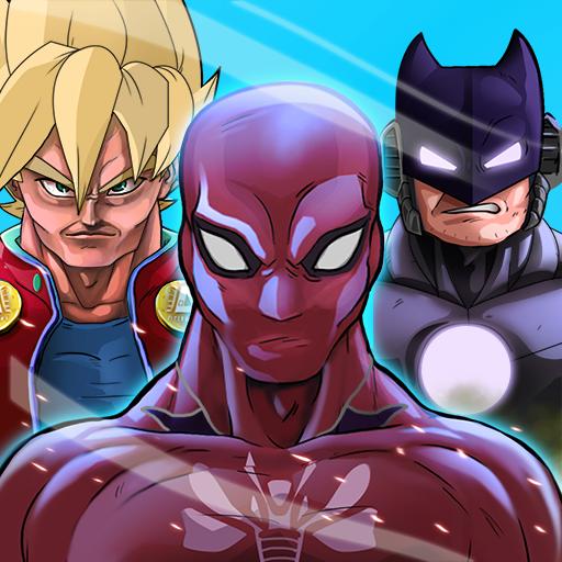 Superheroes 4 Fighting Games