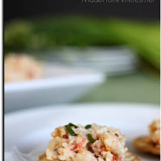 3 Ingredient {5 Minute} Crab Dip.