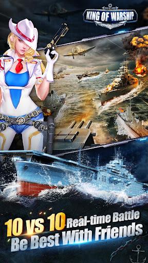King of Warship: National Hero  gameplay | by HackJr.Pw 3
