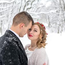 Wedding photographer Elena Groza (helenhroza). Photo of 13.12.2016