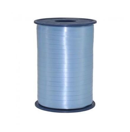 Ballongsnöre, ljusblå 500 m x 5 mm