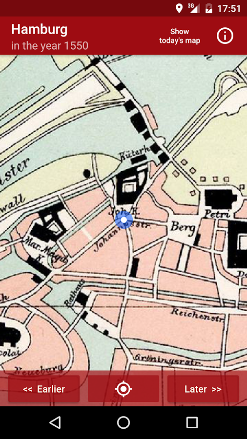 Hamburg – Historical Atlas pro- screenshot