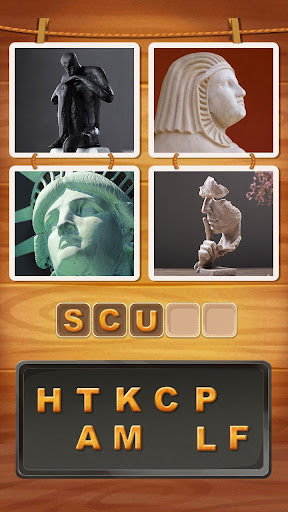 4 Pics 1 Word Cookie 1.24 screenshots 4