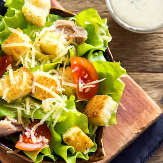 Ceasar Salad Dressing Without Raw Egg.