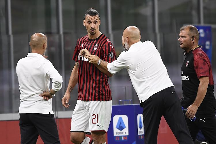 Zlatan Ibrahimovic mag nog maar eens een record aan zijn reeds indrukwekkende palmares toevoegen