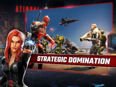 MARVEL Strike Force 1.3.2 MOD (Unlimited Energy) 9