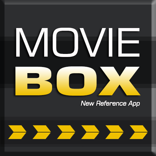 New Movie Box Reference 書籍 App LOGO-硬是要APP