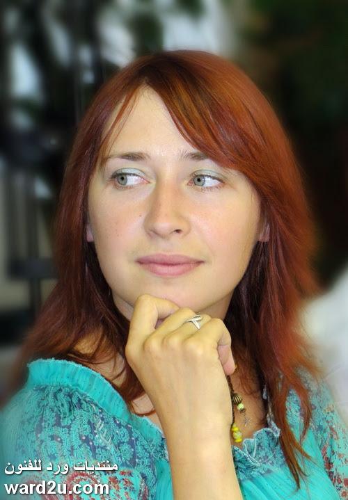طفولة الالوان فى سيريالية anna silivonchik