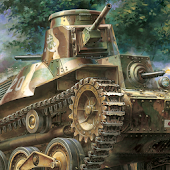 tank painting live wallpaper