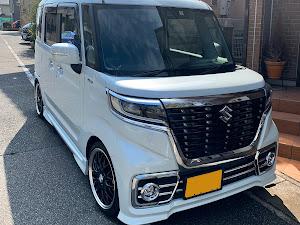 スペーシアカスタム MK53S XS HYBRID turbo  2018年 8月19日納車のカスタム事例画像 terutakaさんの2020年03月02日13:55の投稿