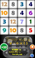 Screenshot of Arithmetics Puzzle Free