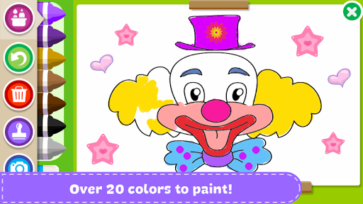 Coloring Book - Kids Paint screenshot 11