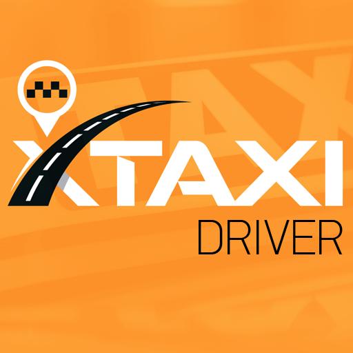 XTaxi Driver - работа в такси для водителей. icon