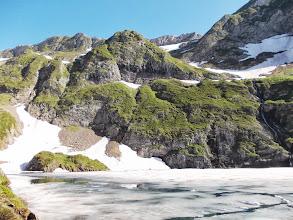 Photo: Crête sans nom entre Pic de Sernaille et Col de la Pale de la Claouère