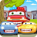 Car Wash Teeth Dentist Game icon