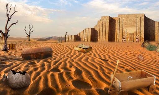 Escape Game - Abandoned Desert for PC