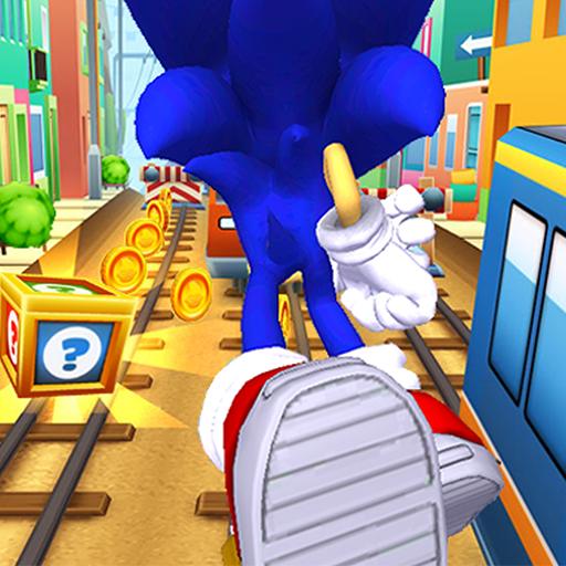 Subway Sonic Surf Jump