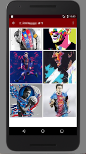 Messi Wallpapers HD 8K - náhled