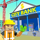 Bank Craft Building: Virtual Manager Bank Games