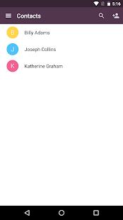 SparkChat: Messenger for Teams - náhled