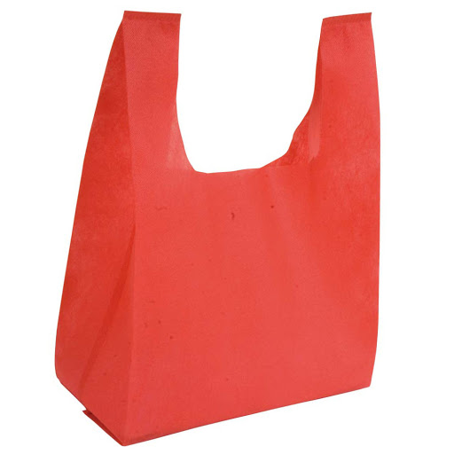 Shopping Bag in Lightweight Fabric