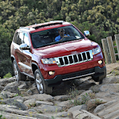 Puzzle Jeep Grand Cherokee