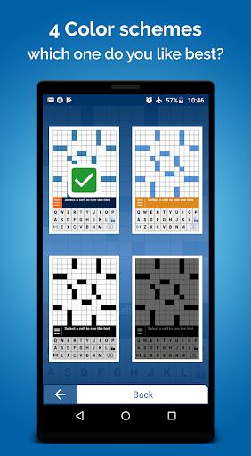 Crossword Puzzle Free screenshots 8