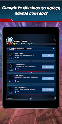MARVEL Collect! by Toppsu00ae Card Trader 12.4.0 screenshots 22