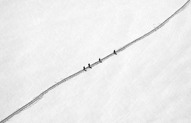Black on white di Alberto_Caselli