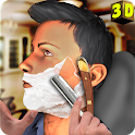 Barber Shop Mustache & Beard Styles: Barber Games icon